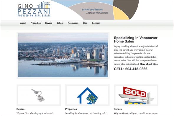 Gino Pezzani Vancouver Home Sales