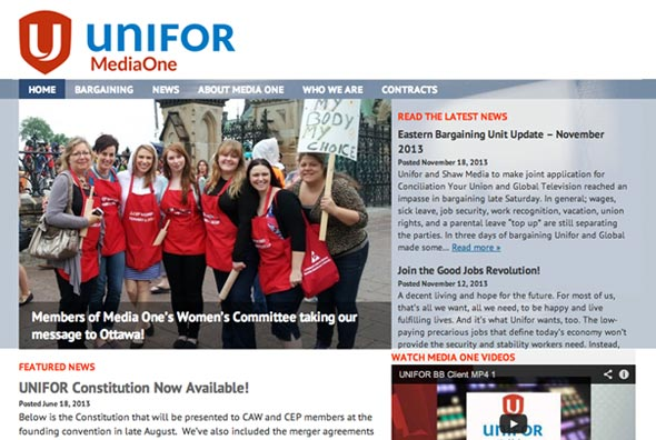 Unifor Media One