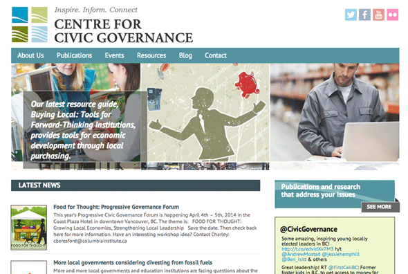 Center for Civic Governance